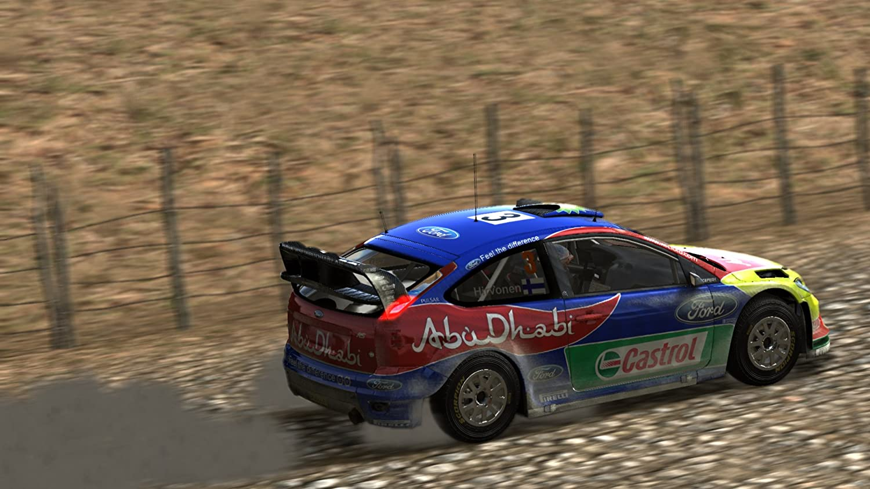 WRC - FIA World Rally Championship (Xbox 360) [Importación inglesa]: Amazon.es: Videojuegos