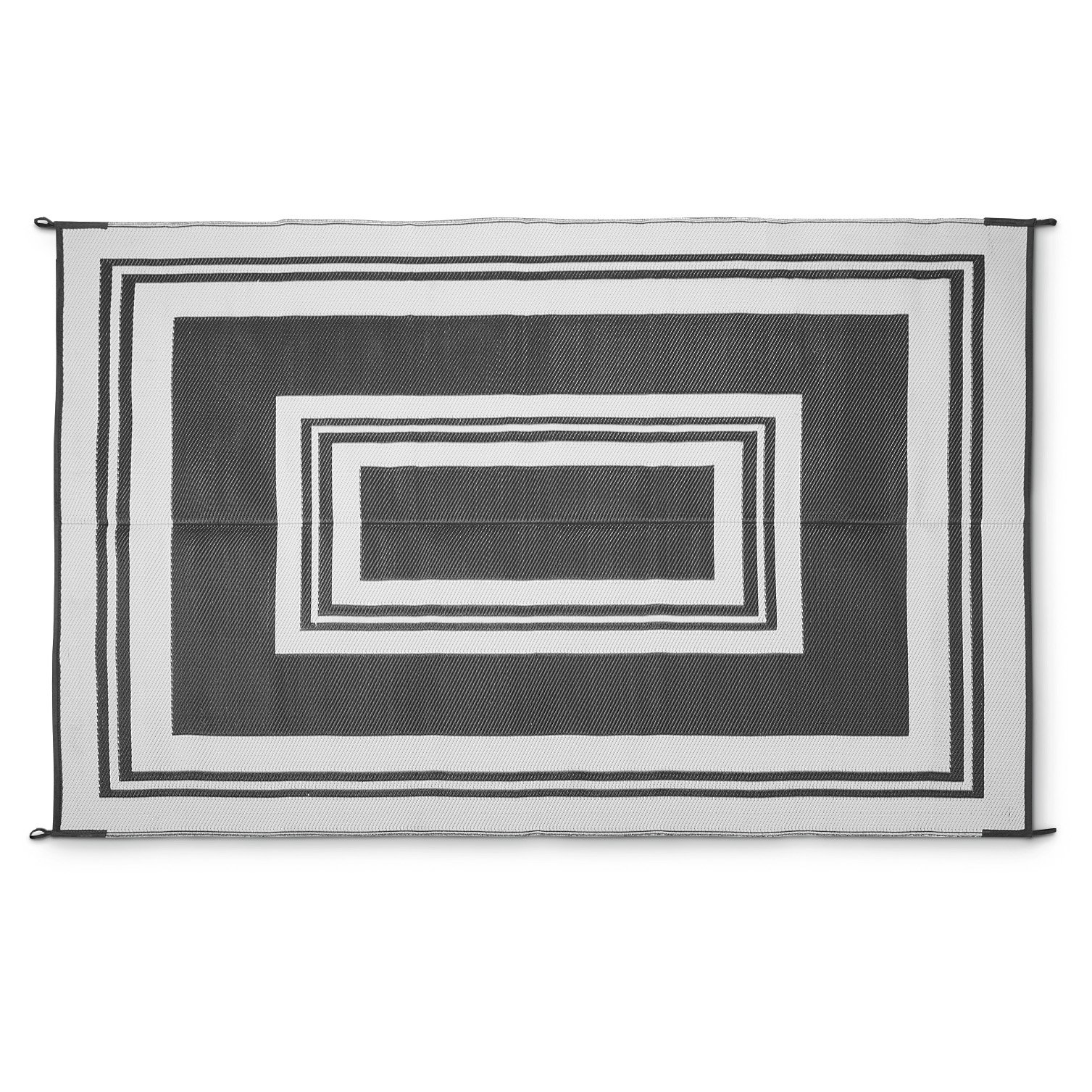 Guide Gear Reversible 9' x 12' Outdoor Rug, Border Pattern