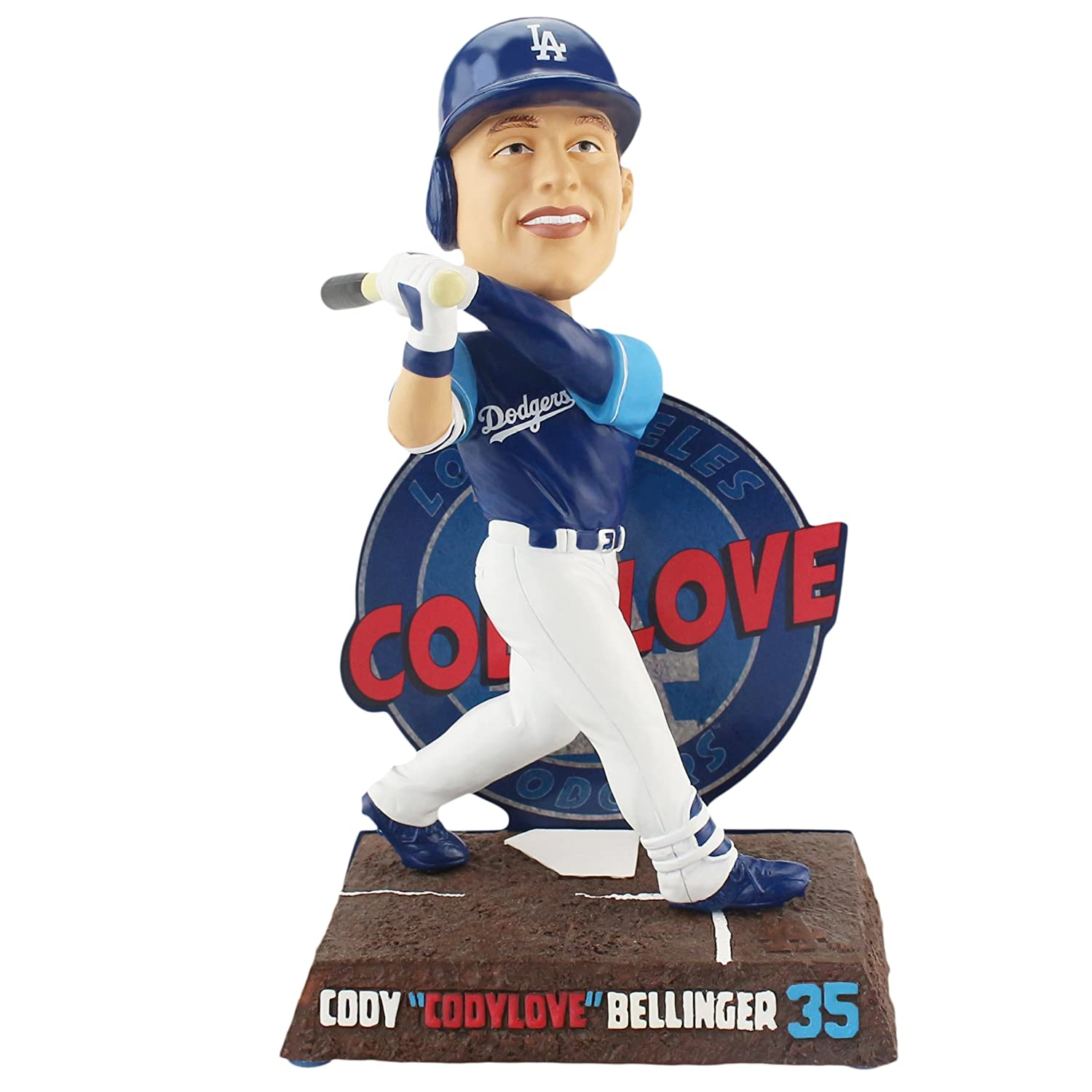 Cody Bellinger Los Angeles Dodgers Players Weekend - Codylove Bobblehead MLB FOCO