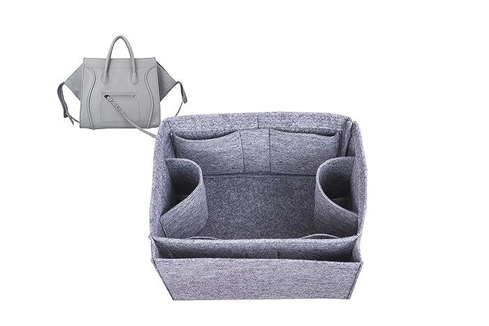 5dece72a612e Amazon.com  Celine Phantom medium bag insert organizer  Handmade
