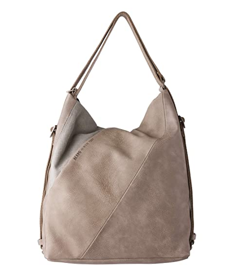 Slang Bolso convertible en mochila CD3 CROSS DUET - Taupe: Amazon.es: Zapatos y complementos
