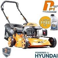 P1PE Hyundai P4100P 79cc Push Rotary Petrol Lawnmowers
