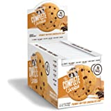 Lenny and Larry's The Complete Cookie, Peanut Butter Chocolate Chip, Vegan, 2-Ounce Cookies (Pack of 12)