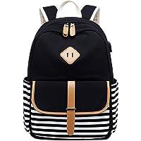 Laptop School Backpack Girls Bookbags Schoolbag for Teens University Travel Daypack