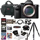 Sony Alpha a7SII Mirrorless Digital Camera (Body Only) w/ 128GB SD Card Bundle