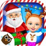 best app eve - Sweet Baby Girl Christmas Fun 2 – Santa's Village & Winter Crafts