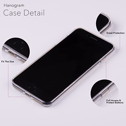 the best attitude 3b90f 21c8f Amazon.com: Hanogram Fashion Girl - iPhone X Case: Cell Phones ...