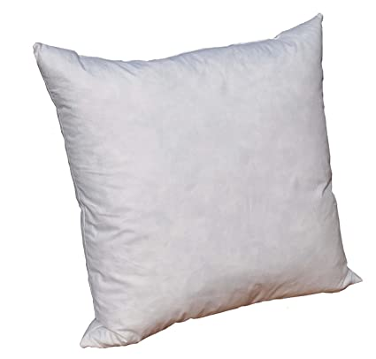 Amazon Pillowflex 40% Feather By 40% Down Pillow Form Insert Enchanting 18 Inch Pillow Insert