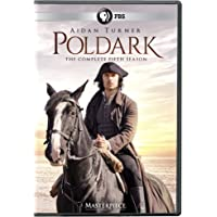 Poldark: The Complete Fifth Season 5 DVD (Masterpiece)