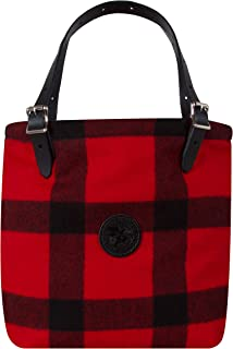 product image for Duluth Pack Market Medium Tote (Wool Classic)