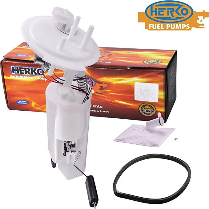 Electric Fuel Pump Module Assembly Herko Premium High Performance 015GE Herko Automotive