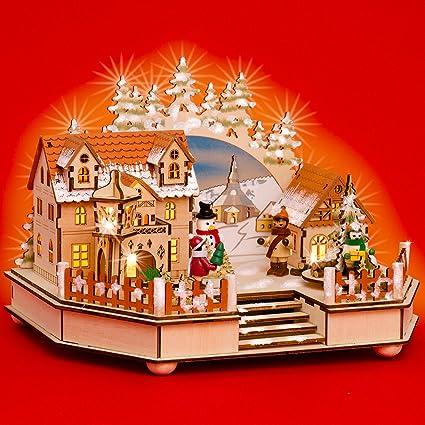 Sfondo natalizio musicale
