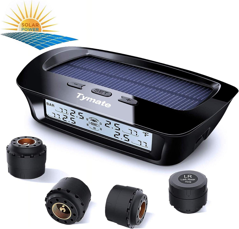 Tymate Solar Tire Pressure Monitoring System