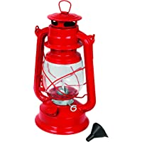 Pretul LAPE-12R, Lámpara de petróleo, roja