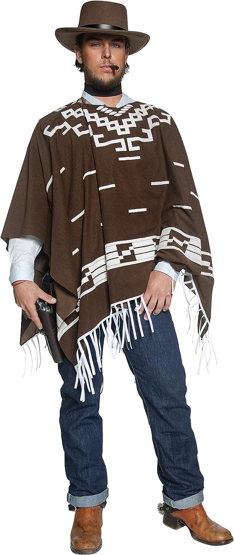 Smiffys Mens Authentic Wandering Gunman Dress Set