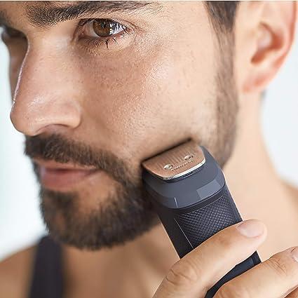 Philips Barbero MG5720/15 - Recortador de barba y precisión 9 en 1 ...