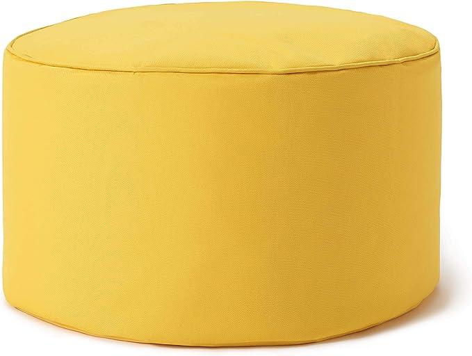 Lumaland, luxury XXL giant beanbag, 380 litre filling, 140 cm x 180 cm, indoor, outdoor: Amazon.de: Küche & Haushalt