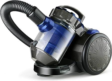 Taurus Smart Aspirador multiciclónico sin bolsa, 1000 W, 1.5 litros, 50 Decibelios, Azul: Amazon.es: Hogar