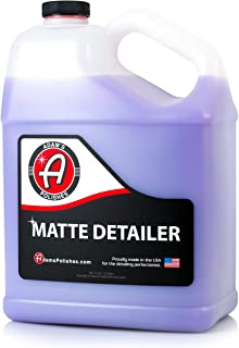 product image for Adam's Matte Detailer - Specialized Formulation Perfect for Any Matte, Satin, and Gloss Finishes - Does Not Add Any Level of Shine - Easy to Use, with No Streaking or Residues (1 Gallon)
