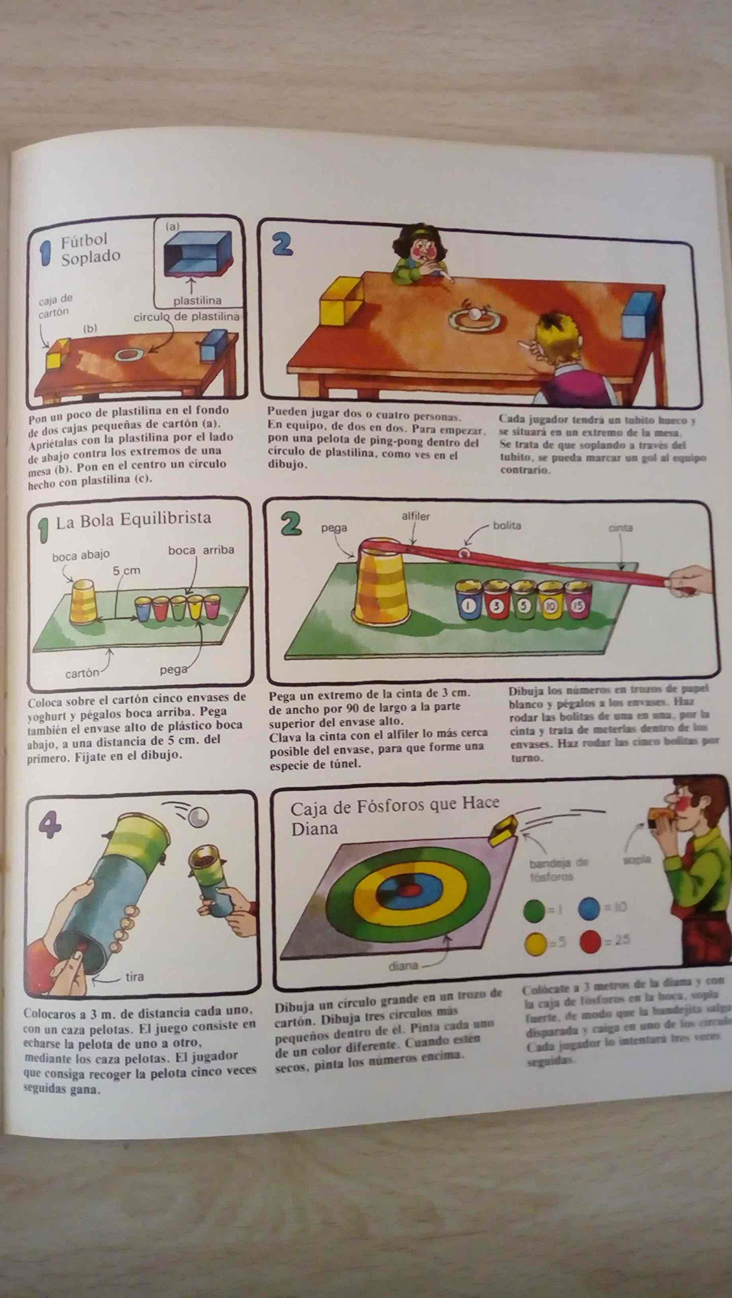 Como Hacer Juegos De Accion: Amazon.es: Civardi,Anne: Libros en idiomas extranjeros