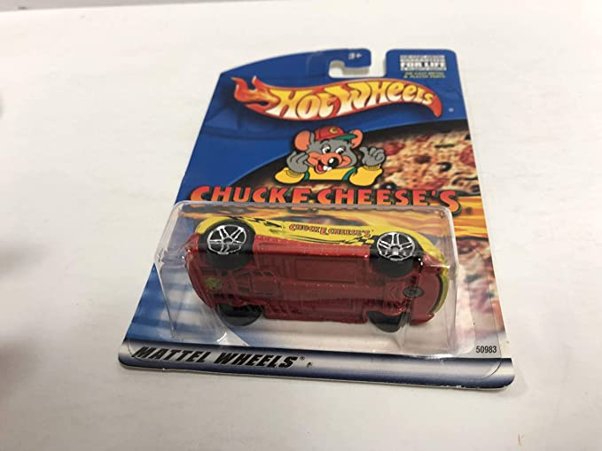 Hot Wheels Chuck E.Cheese/'s MX 48 Turbo