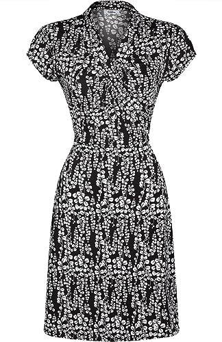 2LUV Women's Cap Sleeve Printe...