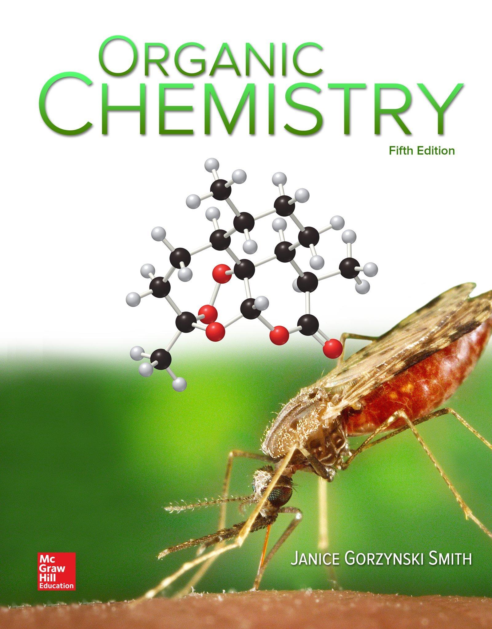 Organic Chemistry: Janice Gorzynski Smith Dr.: 9780078021558: Books -  Amazon.ca