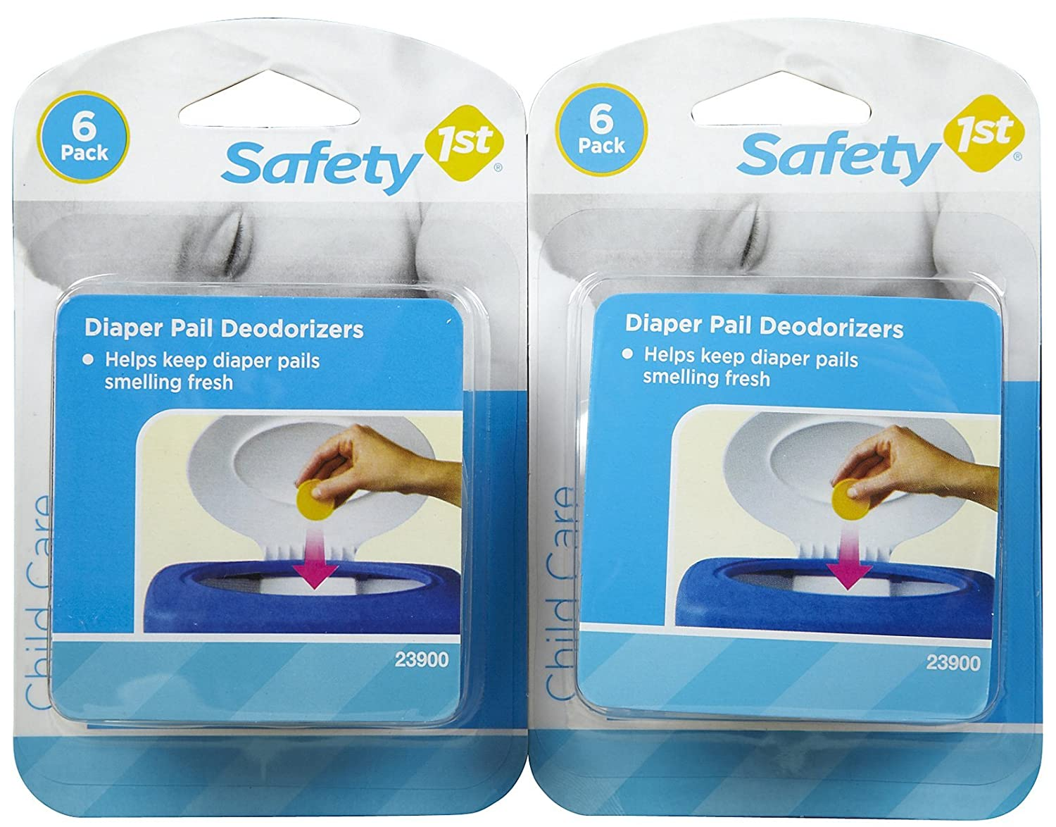 Safety 1st Diaper Pail Deodorizers - 12 pk SF-170B