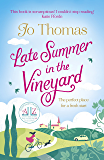 Late Summer in the Vineyard (English Edition)