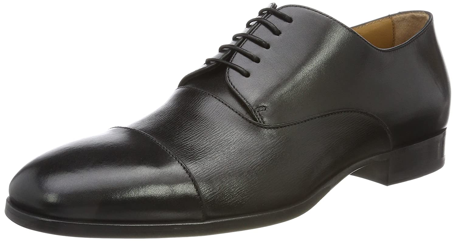 BOSS Business Traveler_derb_prct, Zapatos de Cordones Derby para Hombre