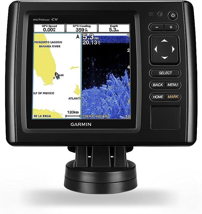 Garmin 010-01566-00 - GPS echoMAP Chirp 52dv WW Sonar sin xdcr: Amazon.es: Electrónica