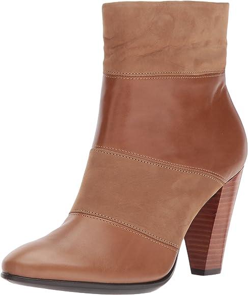 a9865576b1847 Amazon.com | ECCO Women's Women's Shape 75 Modern Ankle Bootie ...