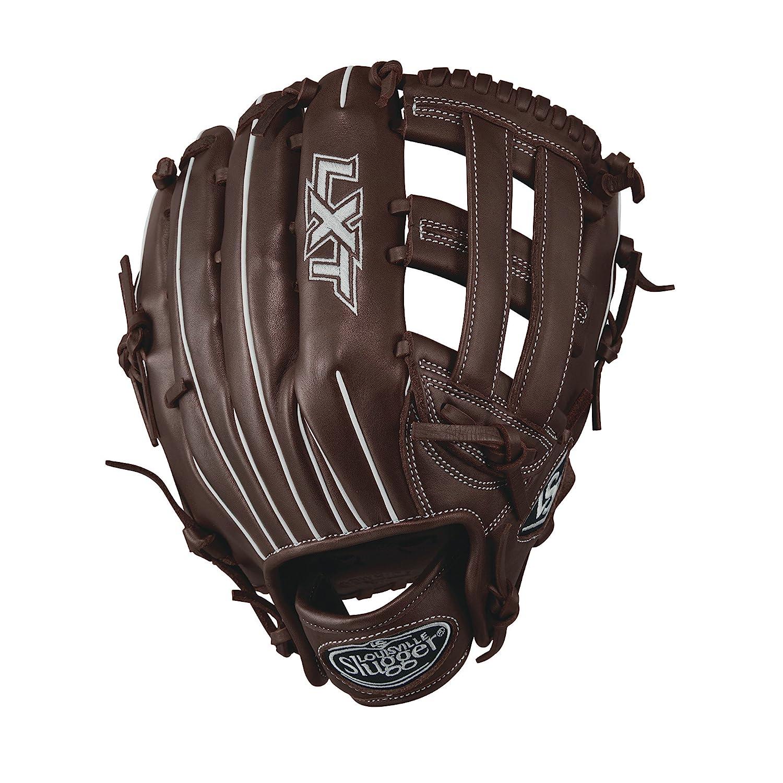 Louisville Slugger Lxtソフトボール外野グローブ B01JPCR56A Medium|Worn on left hand Medium