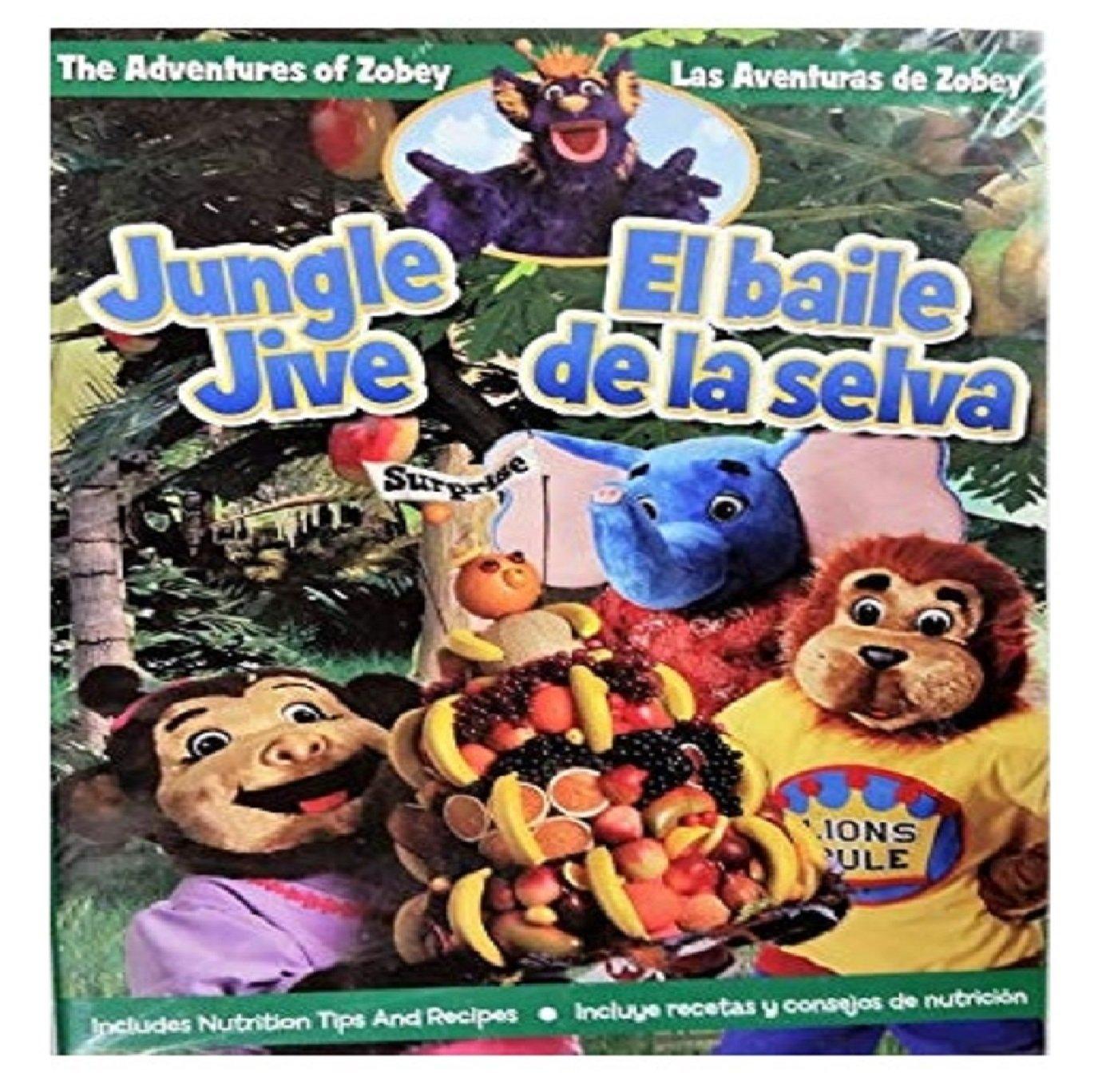 Amazon.com: Jungle Jive - The Adventures of Zobey - DVD ...