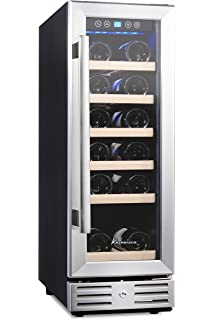 Unique Freestanding Wine Cooler Under Cabinet