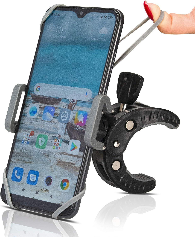 Suits All Smartphones Baby Pram Stroller Phone Holder