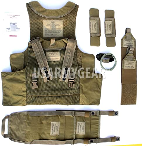 SDS BAE New Releasable Body Armor Vest