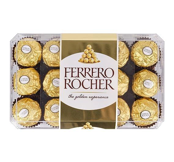 Ferrero Rocher Bombones - 300 gr