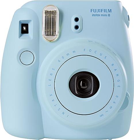 sélectionner pour le meilleur style roman amazon Fujifilm - Instax Mini 8 - Appareil Photo Instantané - Bleu