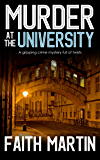 MURDER AT THE UNIVERSITY a gripping crime mystery full of twists (English Edition)