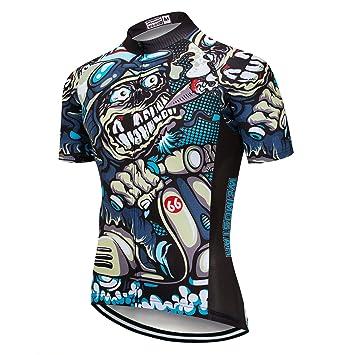 738839207 weimostar Bike Jersey 2018 Cycling Jersey Men s MTB Clothing Bike Shirts  Sports Tops Outdoor Racing Jersey