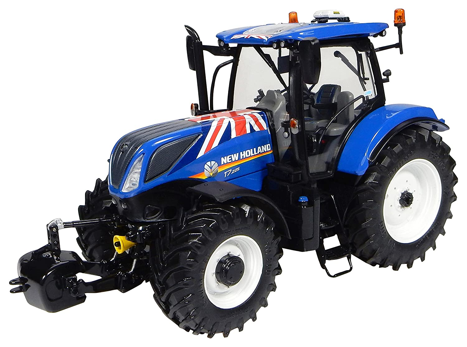 Universal Hobbies New Holland Tractor uh4901 – t7.225 – Union Jack Edition