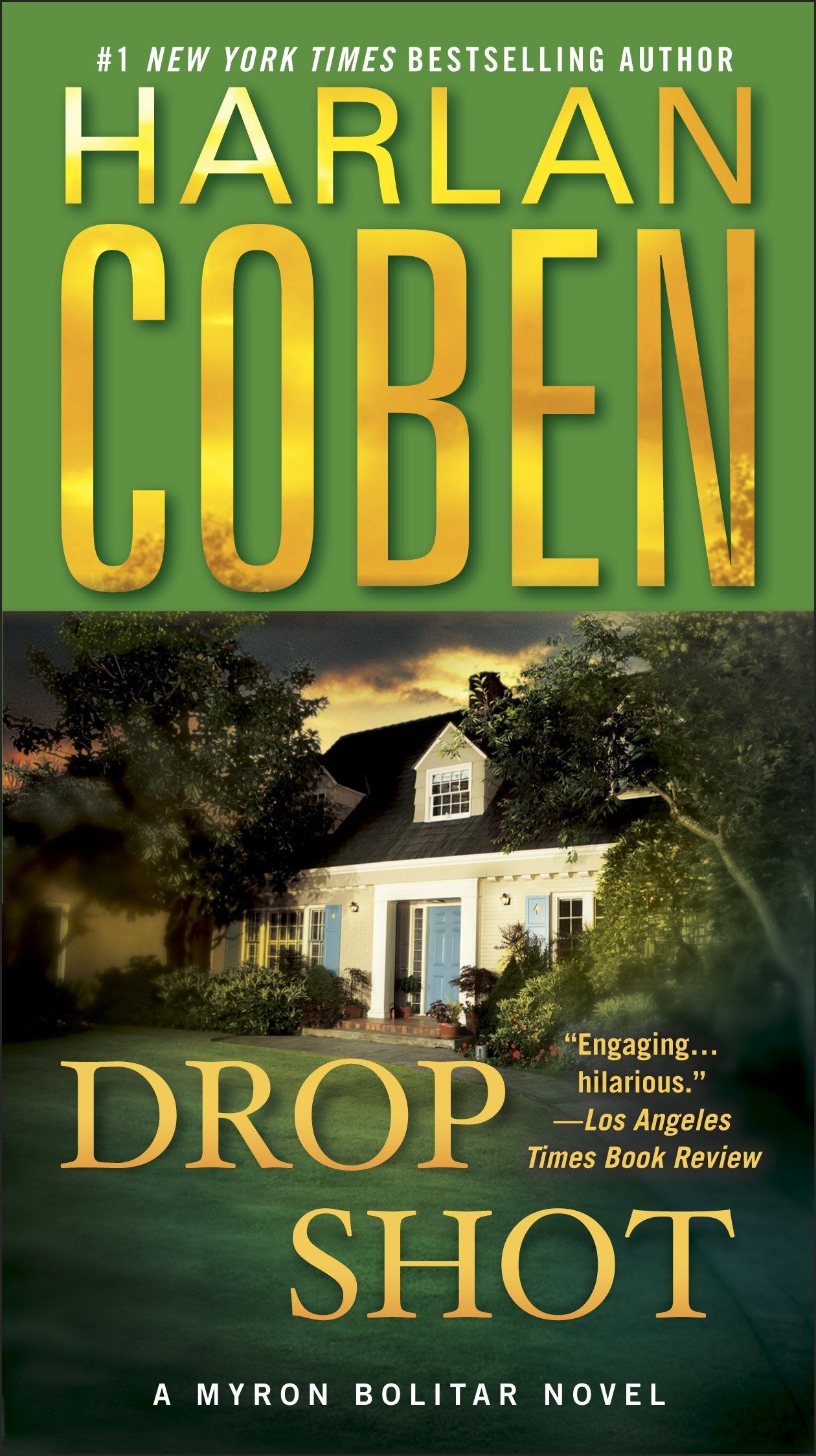 Amazon Fr Drop Shot A Myron Bolitar Novel Harlan Coben
