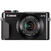 Deals on Canon G7 X Mark II PowerShot Digital Camera w/Wi-Fi