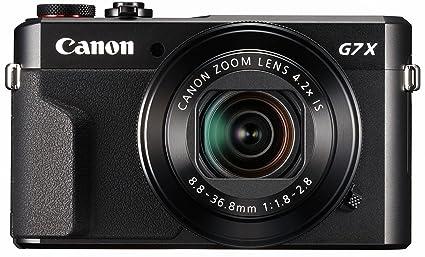 8084f225030e Amazon.com : Canon PowerShot Digital Camera [G7 X Mark II] with Wi ...
