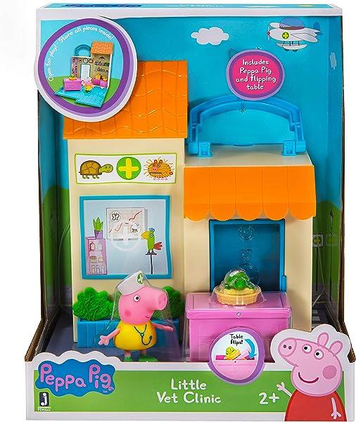 Peppa Pig Little Vet Clinic in box