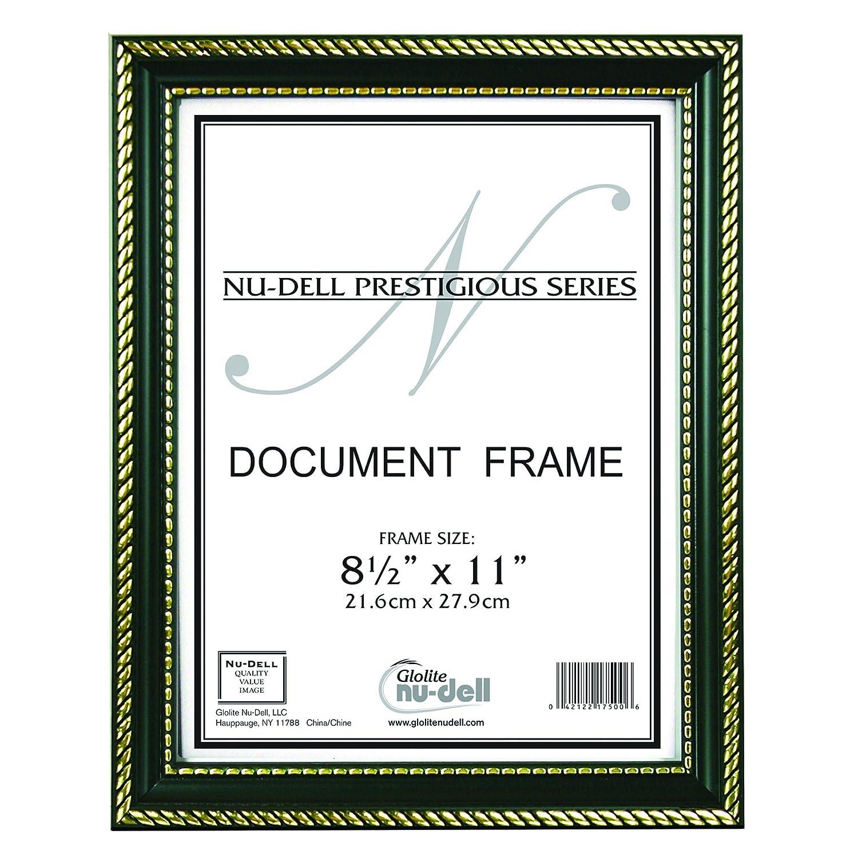 amazon 85 x 11 prestigious traditional document frame amazon 85 x 11 prestigious traditional document frame - Document Frames 85 X 11