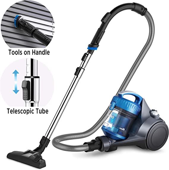 Eureka NEN110A Whirlwind Bagless Canister Vacuum Cleaner
