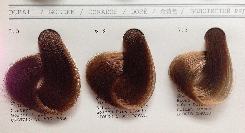 Amato Amazon.com : Elgon 10 Min Haircolor Permanent Professional Color  KS41