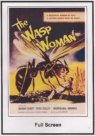 054d39fb066 Amazon.com: The Wasp Woman 1960: Susan Cabot, Barboura Morris ...